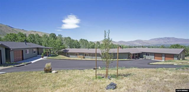 3240 Kings Canyon Rd, Carson City, NV 89703 (MLS #180009203) :: Vaulet Group Real Estate