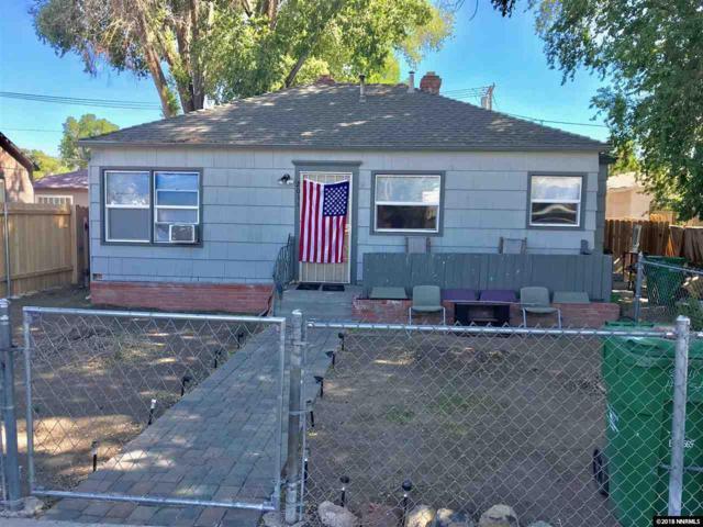 2011 & 1/2 2013 H Street, Sparks, NV 89431 (MLS #180009213) :: Harcourts NV1
