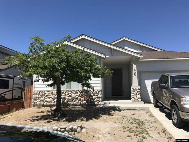 625 Rock Island Dr., Dayton, NV 89403 (MLS #180009386) :: Harcourts NV1