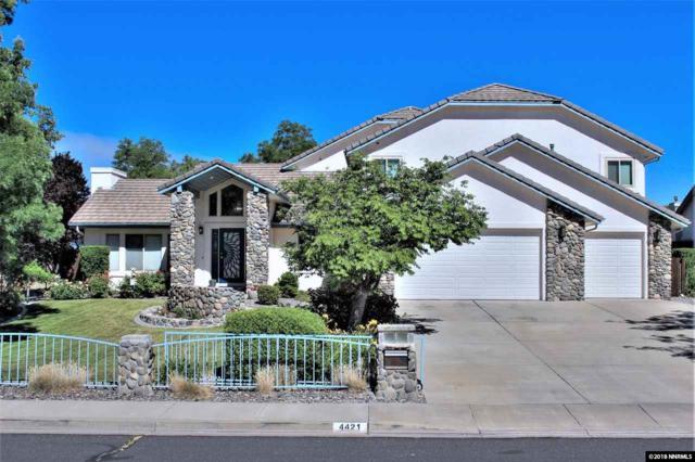 4421 W Hidden Valley Drive, Reno, NV 89502 (MLS #180009478) :: Ferrari-Lund Real Estate