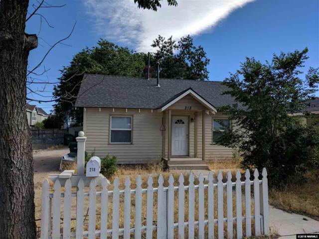 218/220 Hillcrest, Reno, NV 89509 (MLS #180009530) :: Harcourts NV1