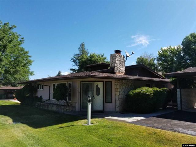 3507 E E. Hidden Valley Drive, Reno, NV 89502 (MLS #180009568) :: Ferrari-Lund Real Estate