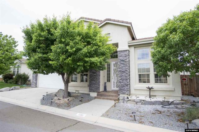 1191 Flintwood Dr, Carson City, NV 89703 (MLS #180009606) :: The Mike Wood Team