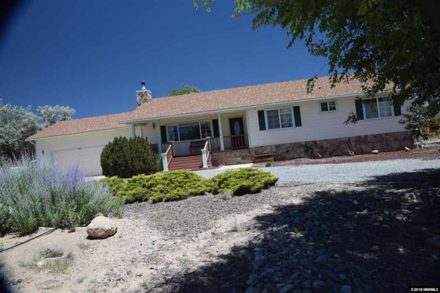 2807 East Valley, Minden, NV 89423 (MLS #180009613) :: The Matt Carter Group | RE/MAX Realty Affiliates