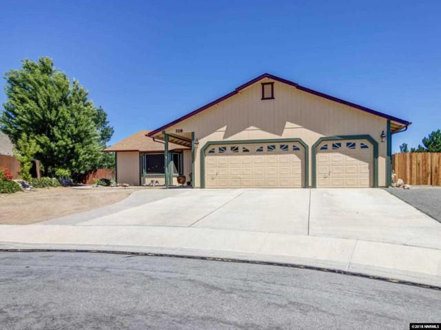 320 Mia Court, Sparks, NV 89436 (MLS #180009618) :: Harcourts NV1
