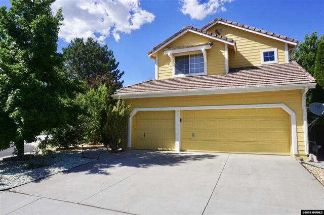 4723 Park Vista Ct., Reno, NV 89502 (MLS #180009631) :: Ferrari-Lund Real Estate