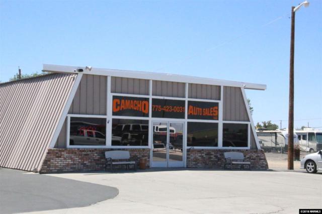 4700 Reno Highway, Fallon, NV 89406 (MLS #180009645) :: Harcourts NV1