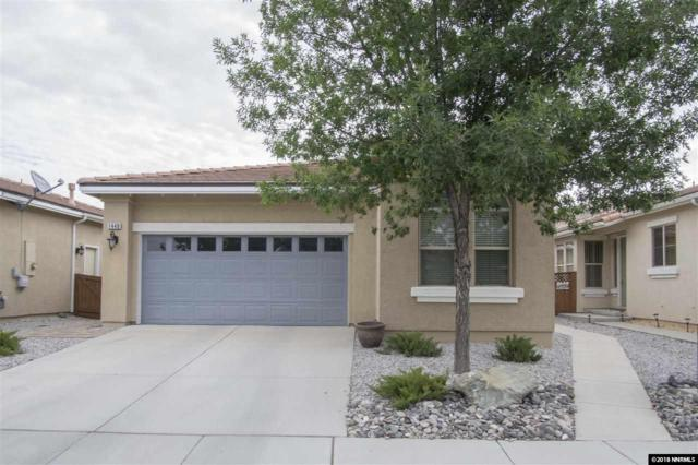 1440 Cosenza, Sparks, NV 89434 (MLS #180009689) :: Harcourts NV1