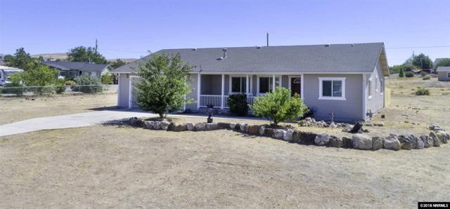 5180 Abilene, Stagecoach, NV 89429 (MLS #180009703) :: NVGemme Real Estate