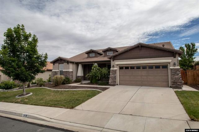 2426 Firenze Drive N/A, Sparks, NV 89434 (MLS #180009720) :: Harcourts NV1