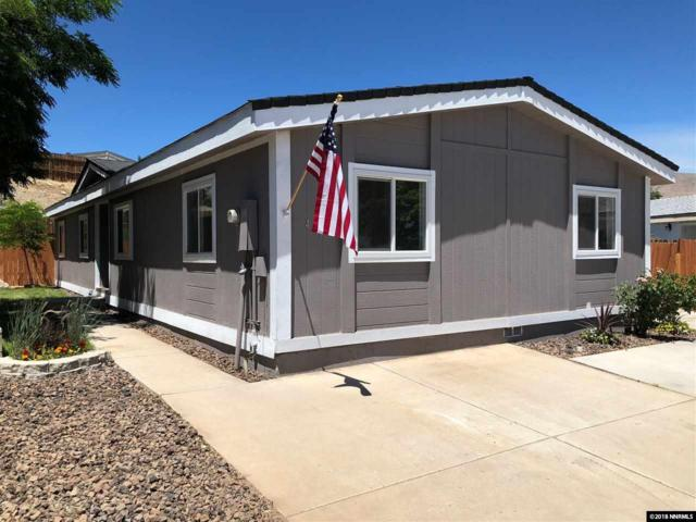 413 Traci Lane, Moundhouse, NV 89706 (MLS #180009738) :: The Matt Carter Group | RE/MAX Realty Affiliates