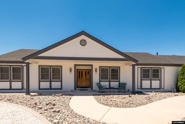 1297 Saddlehorn Court, Minden, NV 89423 (MLS #180009741) :: The Matt Carter Group | RE/MAX Realty Affiliates