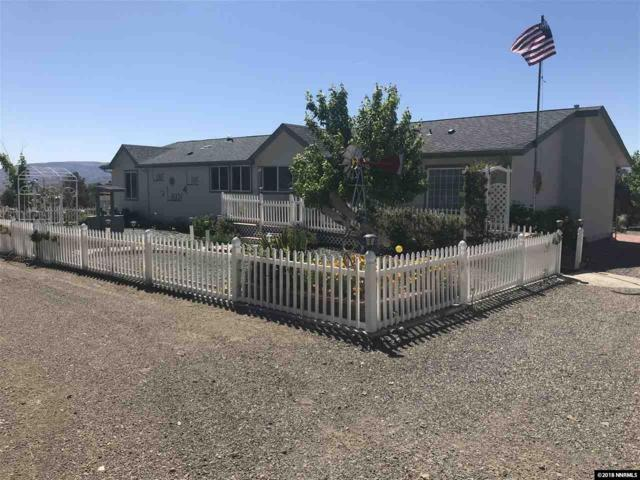 3835 Zeolite Circle, Wellington, NV 89444 (MLS #180009767) :: Harcourts NV1