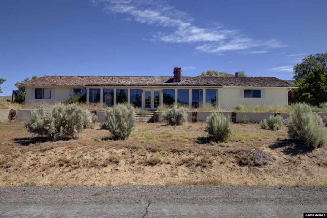 4115 Woodcock, Washoe Valley, NV 89704 (MLS #180009771) :: Harcourts NV1