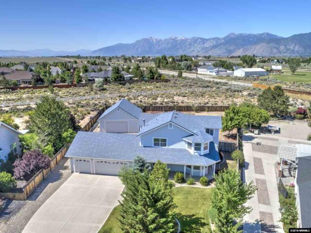 1131 Country Club Dr, Minden, NV 89423 (MLS #180009791) :: The Matt Carter Group | RE/MAX Realty Affiliates