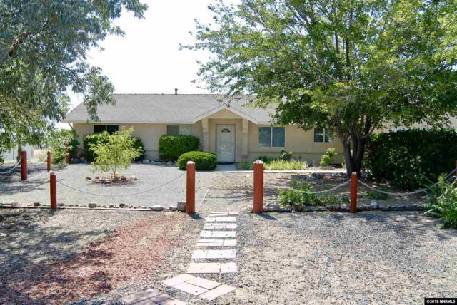5175 Cheyenne Trail, Stagecoach, NV 89429 (MLS #180009839) :: NVGemme Real Estate