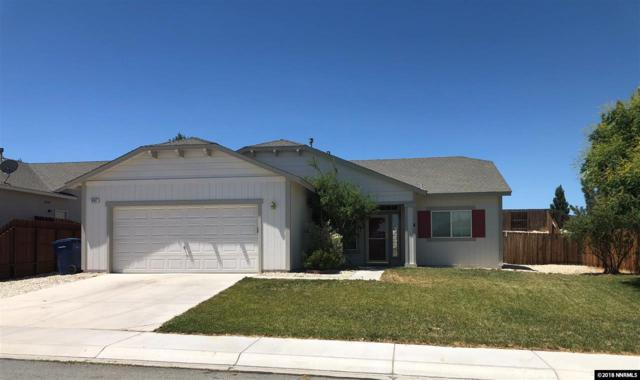 1087 Dixie, Fernley, NV 89408 (MLS #180009894) :: Harcourts NV1
