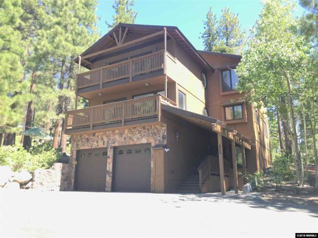 820 Barbara St, Incline Village, NV 89451 (MLS #180009921) :: Mike and Alena Smith | RE/MAX Realty Affiliates Reno