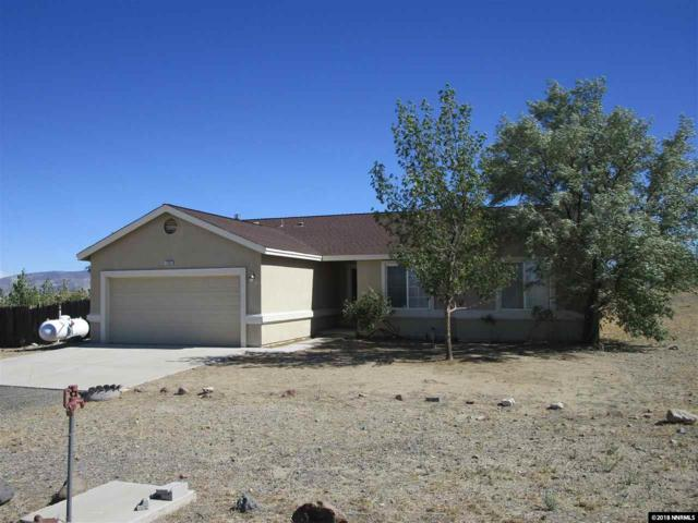 1305 Cooney, Silver Springs, NV 89429 (MLS #180009959) :: Harcourts NV1