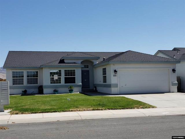 626 Westwinds Dr, Dayton, NV 89403 (MLS #180009973) :: Harcourts NV1