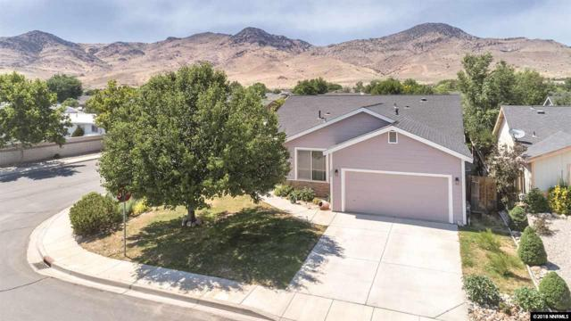 200 Corral Dr, Dayton, NV 89403 (MLS #180009984) :: Harcourts NV1