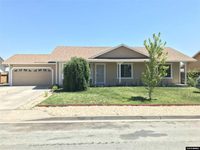 400 Nicole Drive, Sparks, NV 89436 (MLS #180010000) :: Harcourts NV1