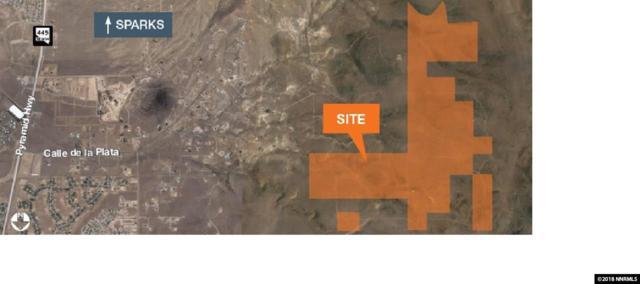 1670 Acres Spanish Springs, Sparks, NV 89510 (MLS #180010037) :: Harcourts NV1
