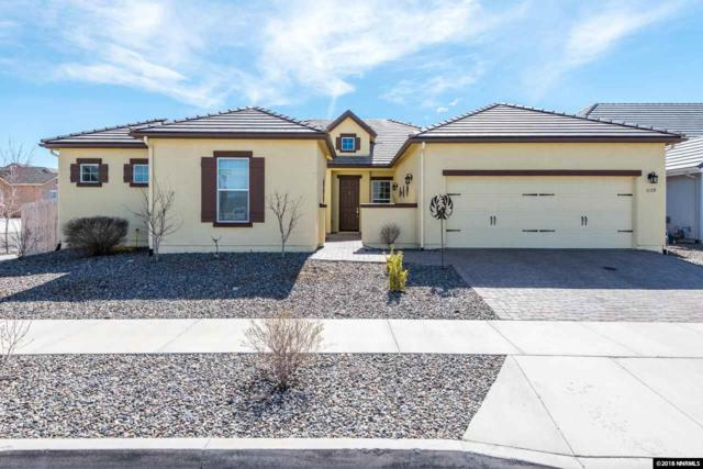 1139 Monterra, Minden, NV 89423 (MLS #180010048) :: NVGemme Real Estate