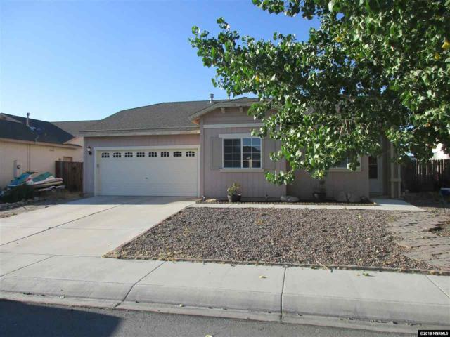 181 Desert Springs Lane, Fernley, NV 89408 (MLS #180010054) :: Harcourts NV1