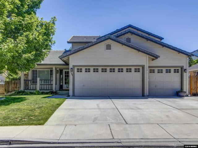4544 Vista Mountain Drive, Sparks, NV 89436 (MLS #180010088) :: Harcourts NV1