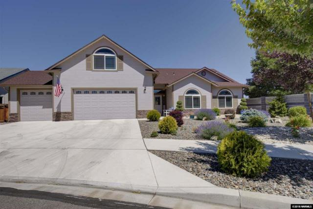 1361 Macenna, Gardnerville, NV 89410 (MLS #180010110) :: The Matt Carter Group | RE/MAX Realty Affiliates