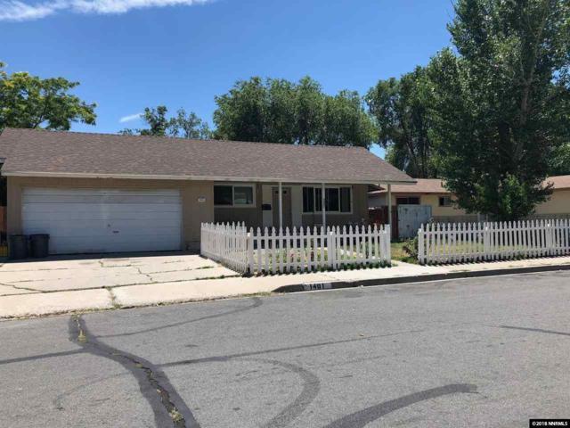 1401 Siskiyou Dr, Carson City, NV 89701 (MLS #180010112) :: The Matt Carter Group | RE/MAX Realty Affiliates