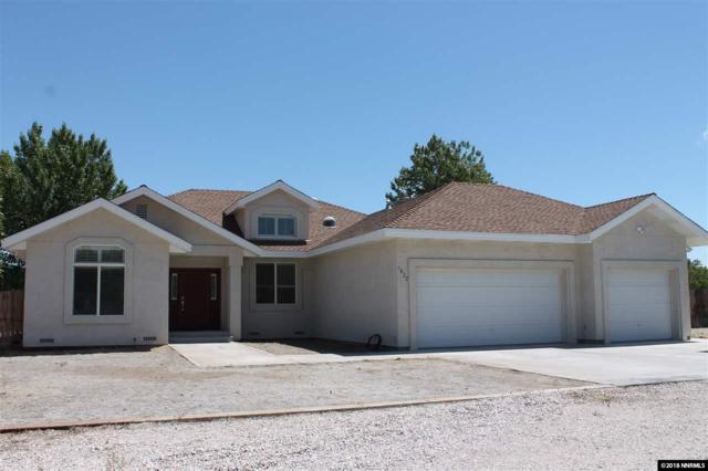 1027 Mclean Rd, Fallon, NV 89406 (MLS #180010121) :: Harcourts NV1