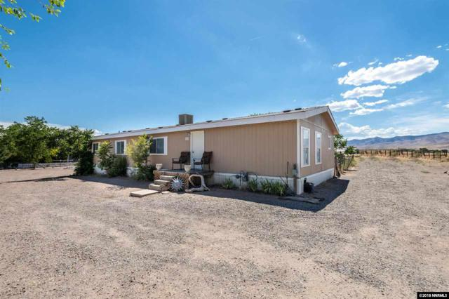 5245 Desert Ln, Stagecoach, NV 89429 (MLS #180010133) :: NVGemme Real Estate