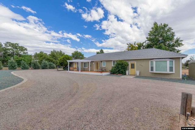3340 Esmeralda, Washoe Valley, NV 89704 (MLS #180010149) :: Harcourts NV1