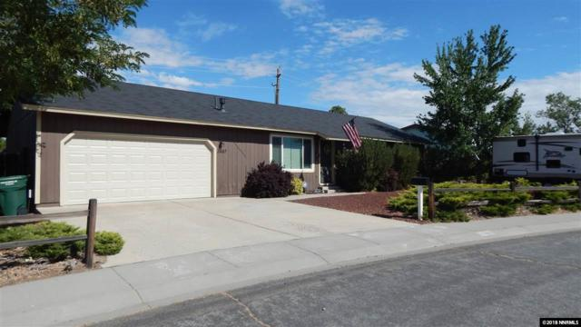 3467 Gregory, Carson City, NV 89705 (MLS #180010190) :: The Matt Carter Group | RE/MAX Realty Affiliates