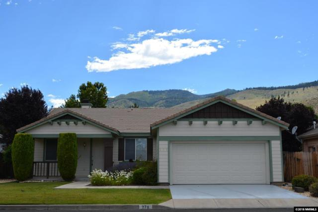 278 Sussex Place, Carson City, NV 89703 (MLS #180010234) :: Mike and Alena Smith | RE/MAX Realty Affiliates Reno