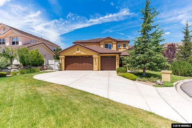 4605 Aberfeldy Road, Reno, NV 89519 (MLS #180010276) :: Mike and Alena Smith | RE/MAX Realty Affiliates Reno