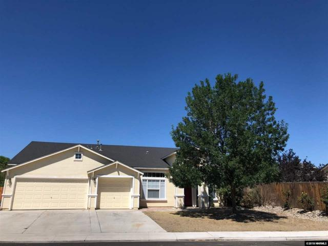 379 Cook Way, Fernley, NV 89408 (MLS #180010332) :: Harcourts NV1