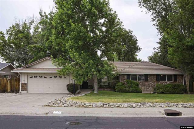 1445 California Ave, Reno, NV 89509 (MLS #180010342) :: Harcourts NV1