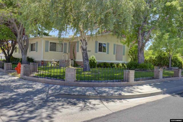 1037 Parkland Drive, Carson City, NV 89701 (MLS #180010356) :: NVGemme Real Estate