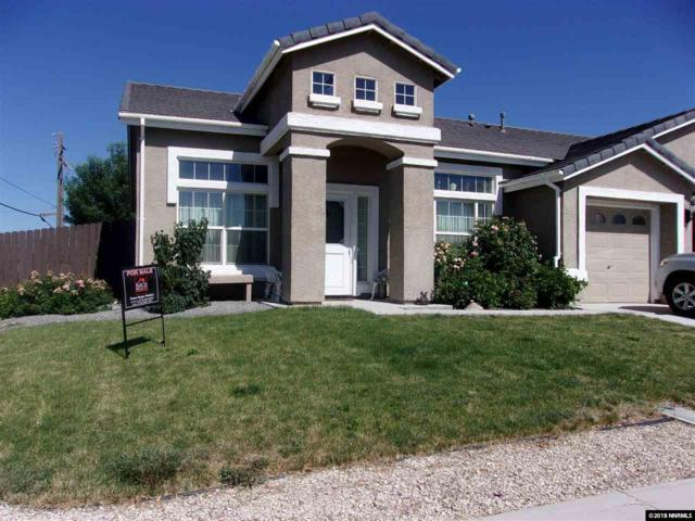 386 Cook Way, Fernley, NV 89408 (MLS #180010363) :: Harcourts NV1