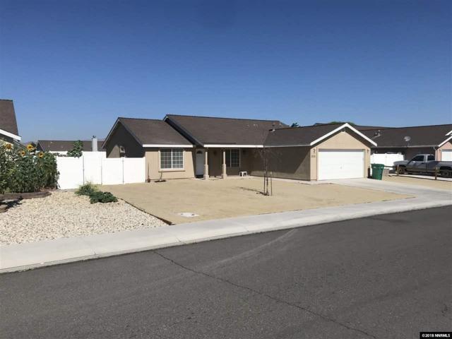 1376 White Bluffs Circle, Fernley, NV 89408 (MLS #180010390) :: NVGemme Real Estate
