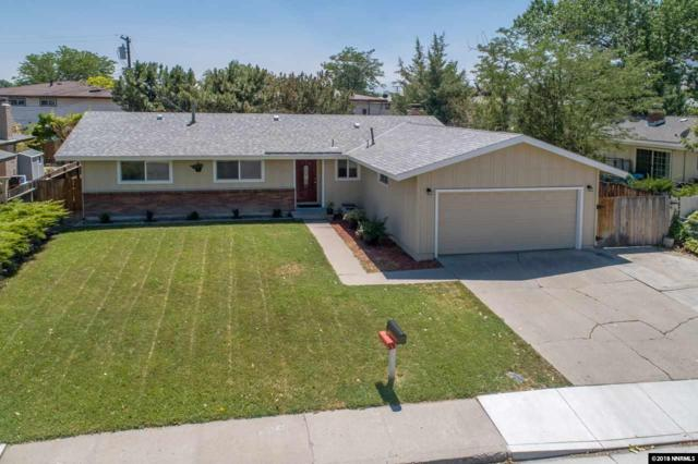 1305 Goldfield Avenue, Carson City, NV 89701 (MLS #180010411) :: NVGemme Real Estate