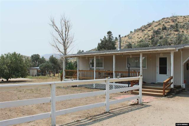 1450 Sandstone, Wellington, NV 89444 (MLS #180010417) :: The Matt Carter Group | RE/MAX Realty Affiliates