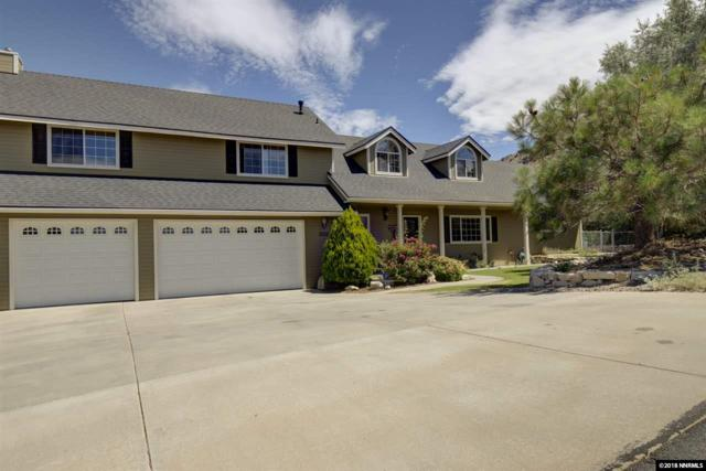 2522 Anzac Cir, Carson City, NV 89701 (MLS #180010436) :: NVGemme Real Estate