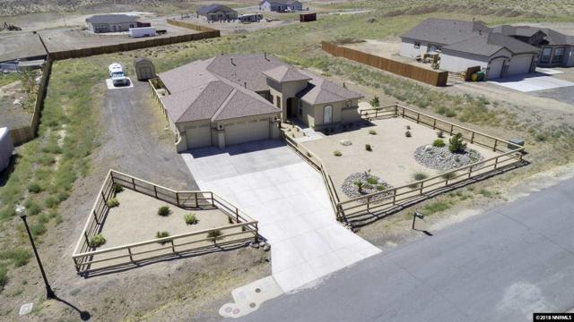 1215 Sage, Fernley, NV 89408 (MLS #180010453) :: NVGemme Real Estate
