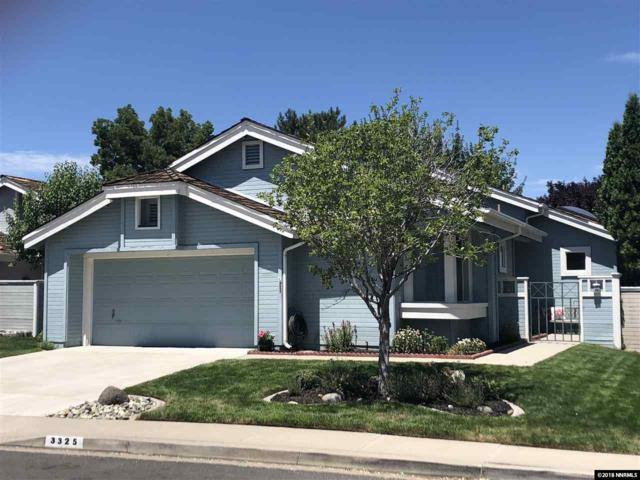 3325 Blackstone Court, Reno, NV 89509 (MLS #180010514) :: The Mike Wood Team