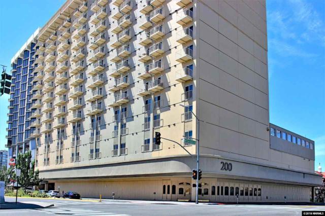 200 W 2nd Street #1508, Reno, NV 89501 (MLS #180010528) :: NVGemme Real Estate