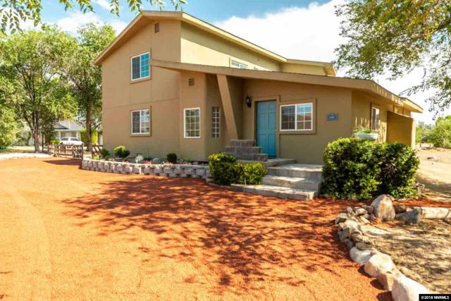 1521 Downs Dr., Minden, NV 89423 (MLS #180010547) :: NVGemme Real Estate